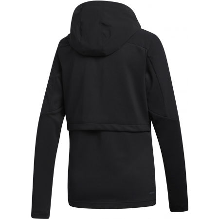 Women's sports jacket - adidas AR KNIT JACKET - 2