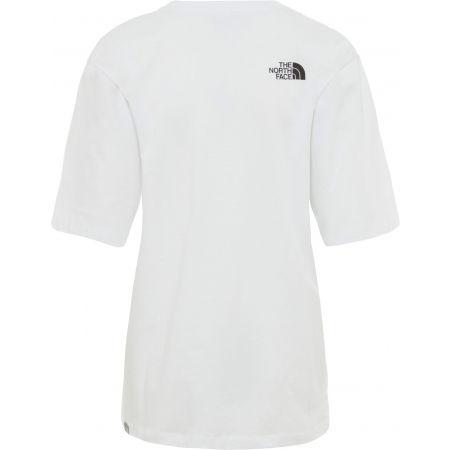 Dámske tričko - The North Face BOYFRIEND FINE TEE - 2