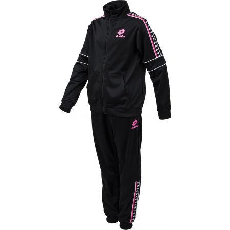 Спортен комплект за момичета - Lotto DREAMS G III SWEAT CUFF PL - 2
