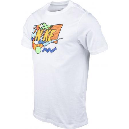 Pánske tričko - Nike NSW SS TEE SUMMER FUTURA - 2