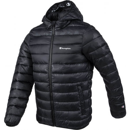 Kurtka męska - Champion HOODED JACKET - 2
