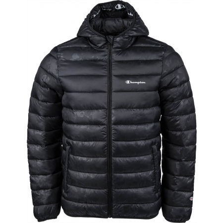 Kurtka męska - Champion HOODED JACKET - 1
