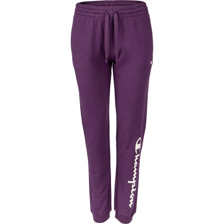 Women's sweatpants - Champion RIB CUFF PANTS - 2