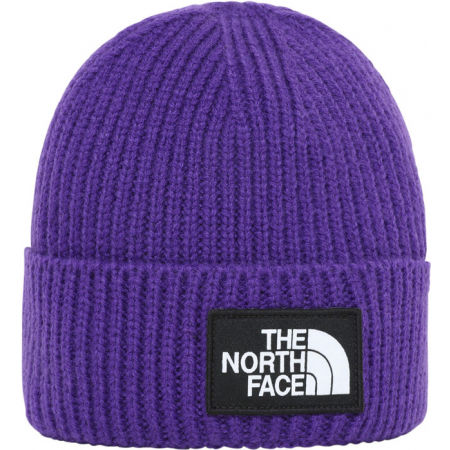 Čiapka - The North Face TNF LOGO BOX CUFFED BEANIE - 1