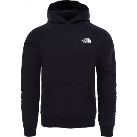 The North Face M RAGLAN REDBOX HOODIE - Мъжки суитшърт