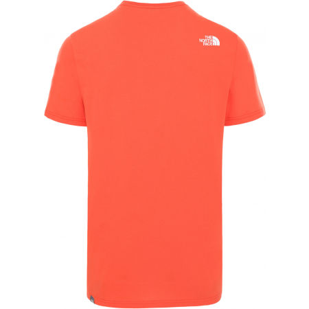 Men's T-Shirt - The North Face STANDARD SS TEE - 2