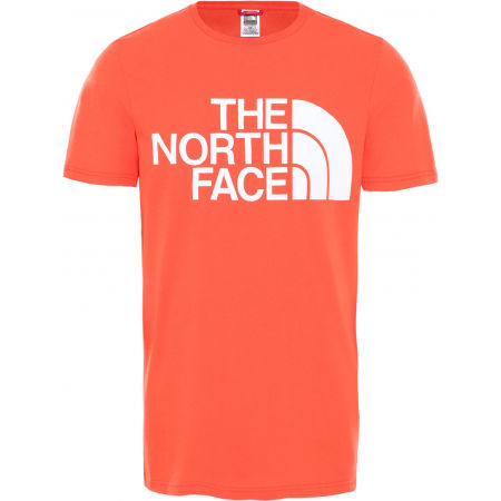 Men's T-Shirt - The North Face STANDARD SS TEE - 1