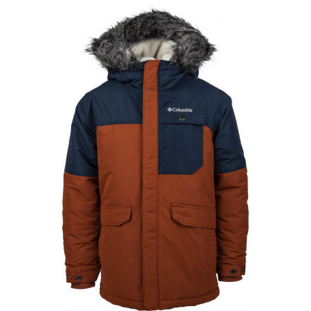 Columbia NORDIC STRIDER JACKET - Kinder Winterjacke