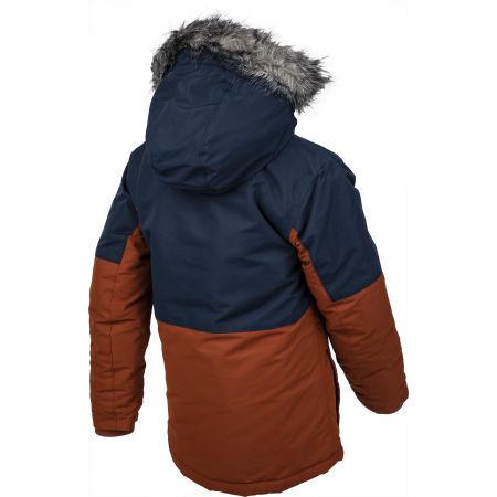 Detská zimná bunda - Columbia NORDIC STRIDER JACKET - 3