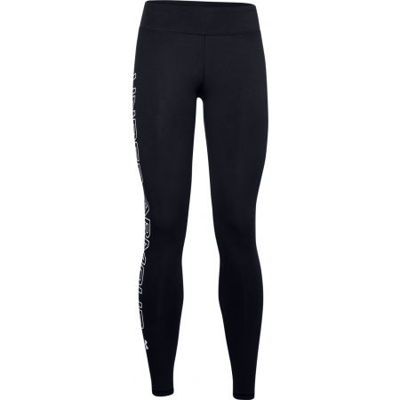Legginsy damskie - Under Armour FAVORITE WM LEGGINGS - 1