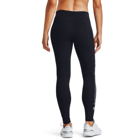 Legginsy damskie - Under Armour FAVORITE WM LEGGINGS - 5