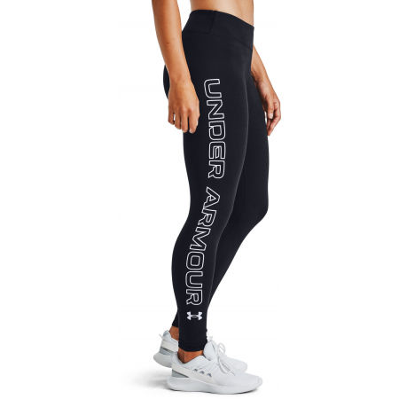 Legginsy damskie - Under Armour FAVORITE WM LEGGINGS - 6