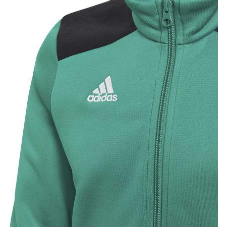 Chlapčenská futbalová mikina - adidas REGI18 PES JKTY - 3