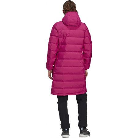 Dámský kabát - adidas W HELIONIC PARKA - 7