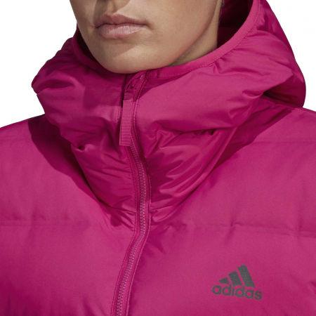 Dámský kabát - adidas W HELIONIC PARKA - 8