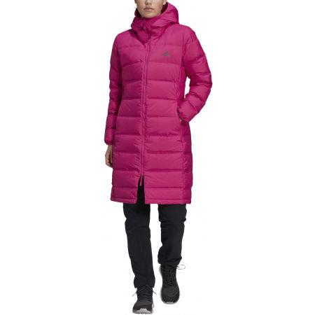 Dámský kabát - adidas W HELIONIC PARKA - 3