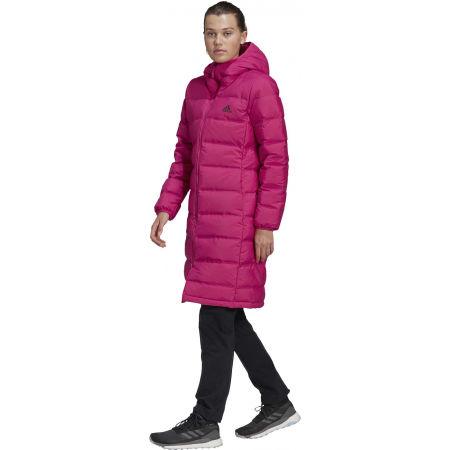 Dámský kabát - adidas W HELIONIC PARKA - 5