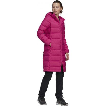 Dámský kabát - adidas W HELIONIC PARKA - 6