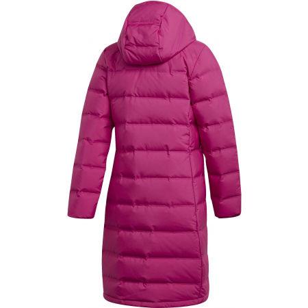 Dámský kabát - adidas W HELIONIC PARKA - 2