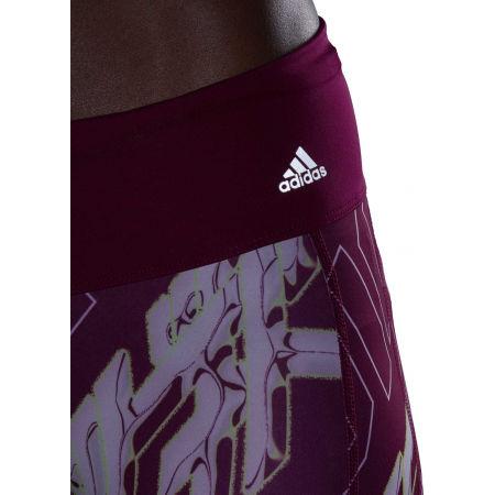 Dámské běžecké legíny - adidas OWN THE RUN TGT - 9