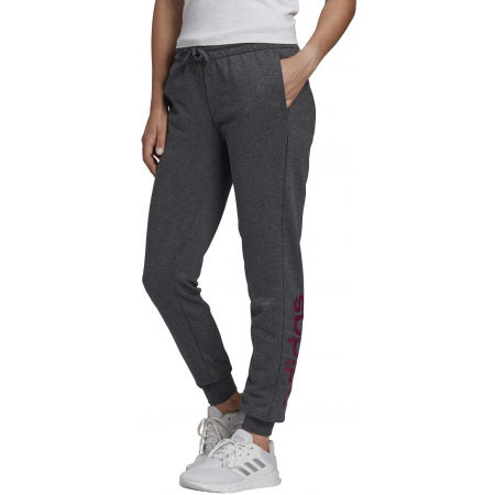 Trainingshose für Damen - adidas ESSENTIALS LINEAR PANT - 3