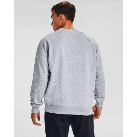 Pánska mikina - Under Armour RIVAL FLEECE CREW - 4