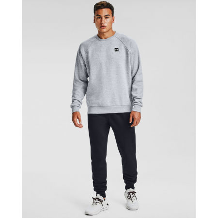 Pánska mikina - Under Armour RIVAL FLEECE CREW - 6