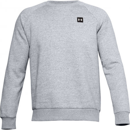 Pánska mikina - Under Armour RIVAL FLEECE CREW - 1