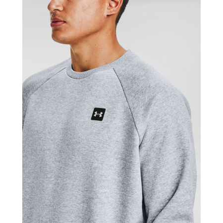 Pánska mikina - Under Armour RIVAL FLEECE CREW - 5