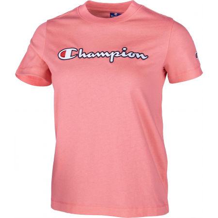 Дамска тениска - Champion CREWNECK T-SHIRT - 2