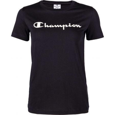 Koszulka damska - Champion CREWNECK T-SHIRT - 1