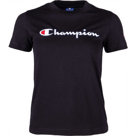 Women's T-shirt - Champion CREWNECK T-SHIRT - 1