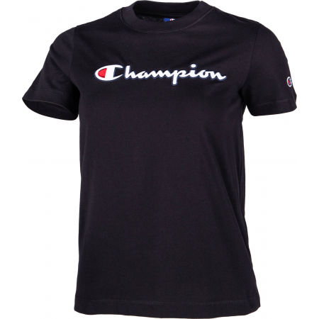 Women's T-shirt - Champion CREWNECK T-SHIRT - 2