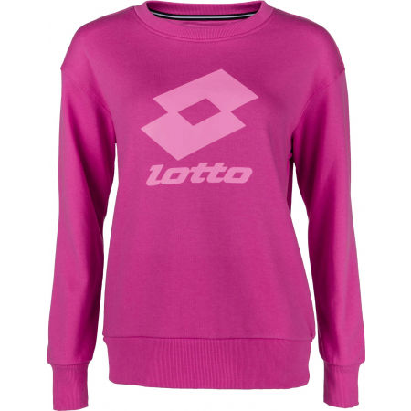 Lotto SMART W II SWEAT RN FT - Bluza damska