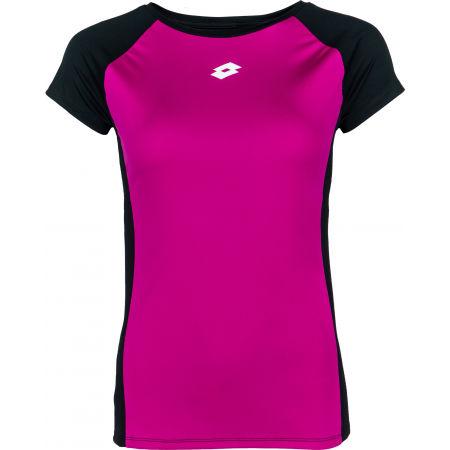 Lotto VABENE W III TEE - Tricou fitness de damă