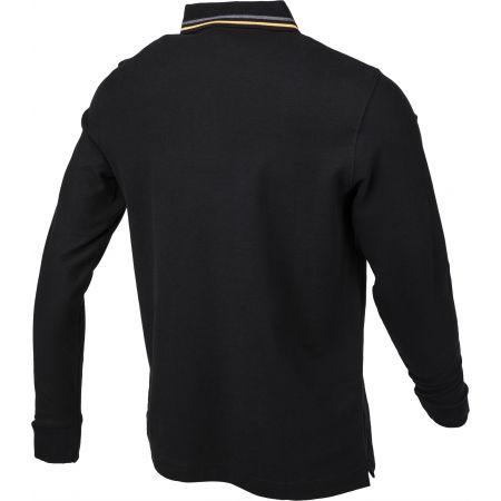 Pánske polo tričko s dlhým rukávom - Lotto POLO CLASSICA LS PQ - 3