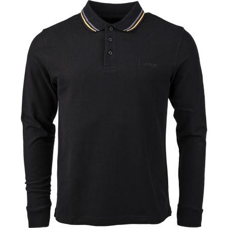 Pánske polo tričko s dlhým rukávom - Lotto POLO CLASSICA LS PQ - 1