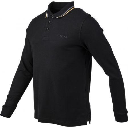 Pánske polo tričko s dlhým rukávom - Lotto POLO CLASSICA LS PQ - 2