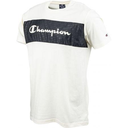 Men's T-shirt - Champion SHORT SLEEVE TOP - 2