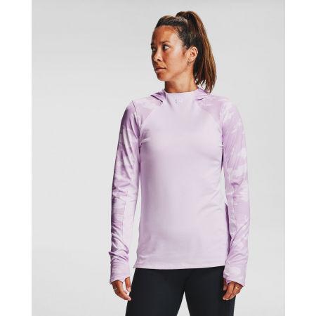 Women's sweatshirt - Under Armour CG ARMOUR CAMO HOODIE - 3