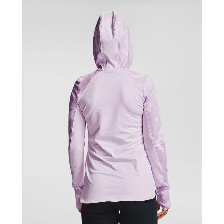 Women's sweatshirt - Under Armour CG ARMOUR CAMO HOODIE - 4