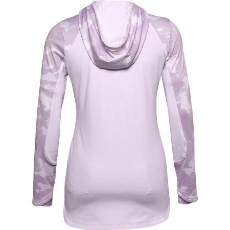 Women's sweatshirt - Under Armour CG ARMOUR CAMO HOODIE - 2