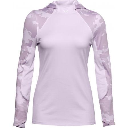Women's sweatshirt - Under Armour CG ARMOUR CAMO HOODIE - 1