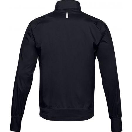 Men's hybrid jacket - Under Armour RUN INSULATE HYBRID JACKET - 2