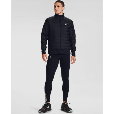 Men's hybrid jacket - Under Armour RUN INSULATE HYBRID JACKET - 4