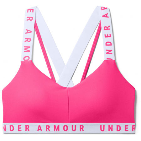 Under Armour WORDMARK STRAPPY SPORLETTE - Dámská podprsenka