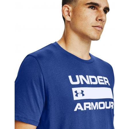 Pánské triko - Under Armour UA TEAM ISSUE WORDMARK SS - 5