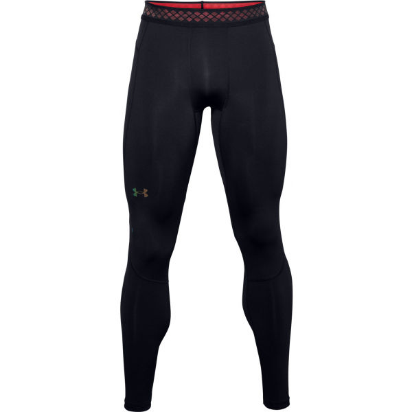 Under Armour RUSH HG 2.0 LEGGINGS  2XL - Pánské legíny