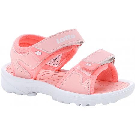Lotto LAS ROCHAS IV INF - Detské sandále