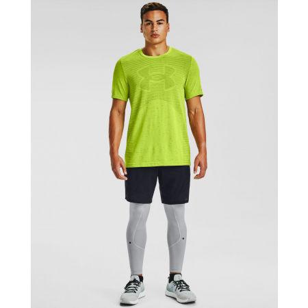 Men's T-Shirt - Under Armour SEAMLESS LOGO SS - 5